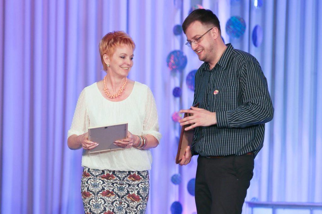 Директор фонда Счастливые дети Олег Юстус