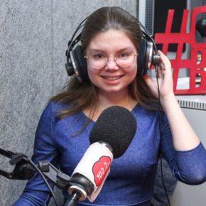 Дети побывали на радио «Серебряный дождь»