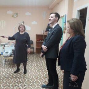 В Красноярске открыли первое паллиативное отделение для детей
